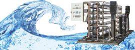 تصفیه آب صنعتی و آشامیدنی