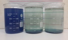 روشهای الکتروشیمیایی در تصفیه فاضلاب نساجی